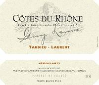 Tardieu-Laurent Cotes du Rhone Guy Louis